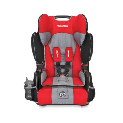 Recaro® Performance Sport Booster Car Seat in Red