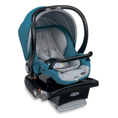 Combi Infant Shuttle Car Seat in Teal