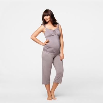 Cake Lingerie Extra-Large Maternity and Nursing Camisole in Apple Crumble
