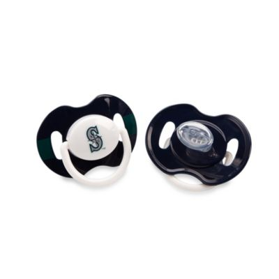 Seattle Mariners 2-Pack Pacifier