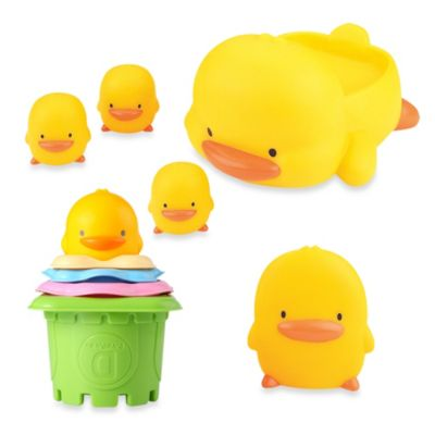 Piyo and Piyo® Bath Toy Gift Set