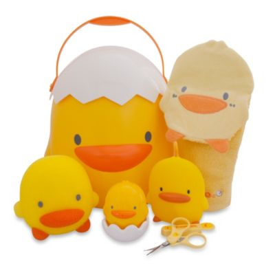 Piyo and Piyo® Bathing Toddler Gift Set