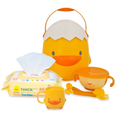 Piyo Piyo® Feeding Toddler Gift Set