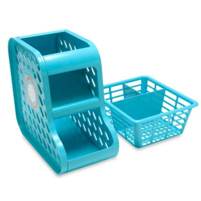 PRK Products Baby Bottle Organizer in Turquoise