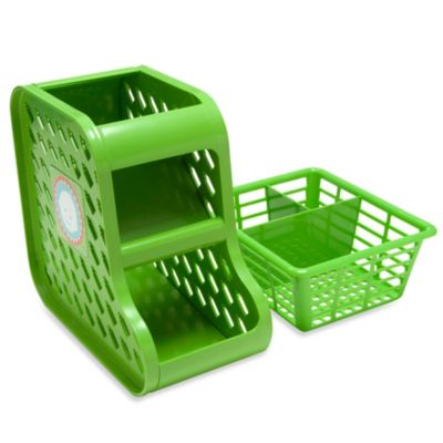 PRK Products Baby Bottle Organizer in Leapfrog Green