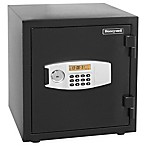 Honeywell Steel Water Fire Resistant Security Safe