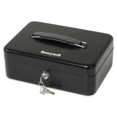 Honeywell Standard Steel Cash Box