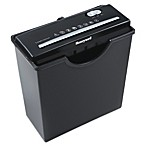 Honeywell 6-Sheet Cross Cut Paper Shredder