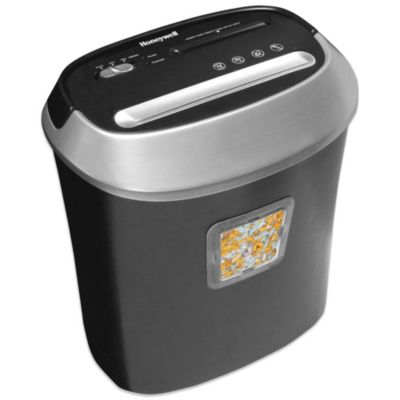 Honeywell 12-Sheet Cross Cut Paper Shredder