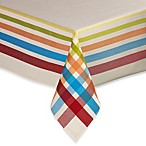 Fiesta® Plaid 60-Inch x 102-Inch Oblong Tablecloth