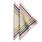 Fiesta Plaid Napkins (Set of 2)