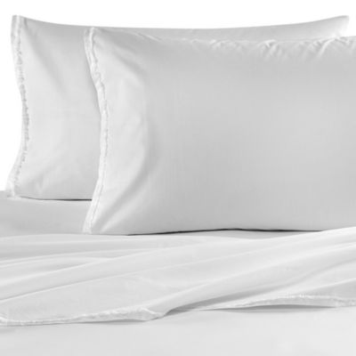 Kenneth Cole Reaction Home Mineral Sheet Set in White