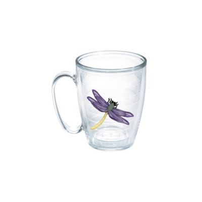 Tervis® Purple Dragonfly 15-Ounce Mug