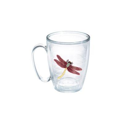Tervis® Maroon Dragonfly 15-Ounce Mug