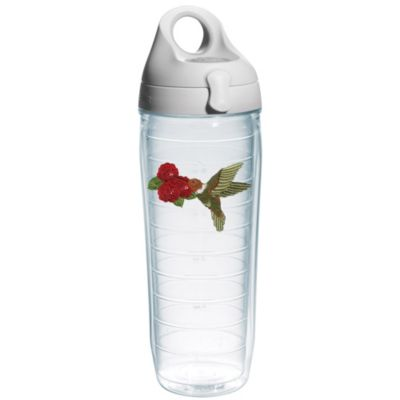 Tervis® Hummingbird in Brown 24-Ounce Water Bottle