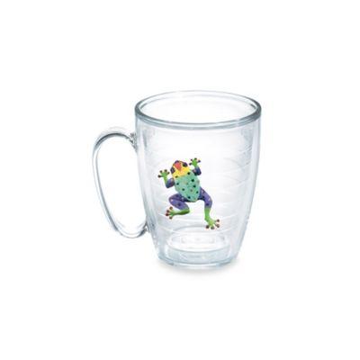 Green Frog 15-Ounce Mug