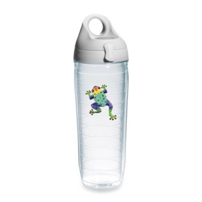 Tervis® Frog 24-Ounce Emblem Water Bottle in Green