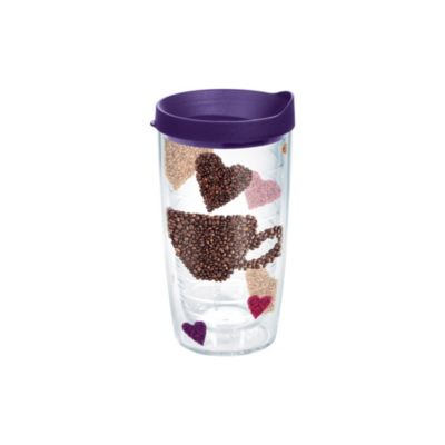 Tervis® Coffee Lover 16-Ounce Wrap Tumbler with Lid