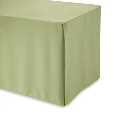 6-Foot Table Cover in Green