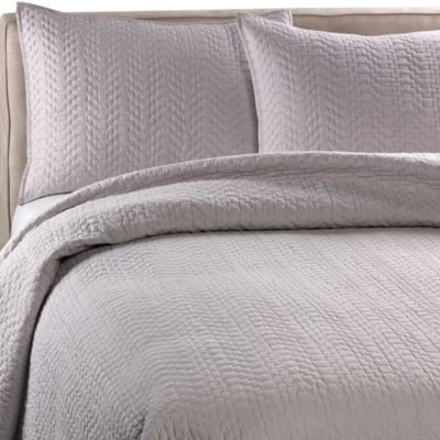 Kenneth Cole Reaction® Home Urban Bloom Coverlet Pillow Sham