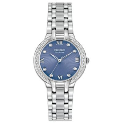 Citizen Women's Eco-Drive Stainless Steel Bella Watch