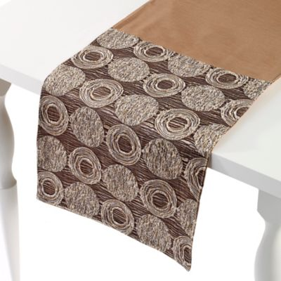 Avanti 72-Inch Galaxy Gold Table Runner