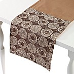 Avanti Galaxy Gold Table Runner