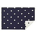 kate spade new york Charlotte Street Placemat in Navy