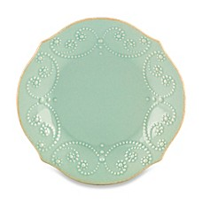Lenox® French Perle Tidbit Plate in Ice Blue