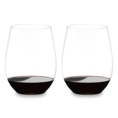 Riedel® Big O Cabernet Wine Tumblers (Set of 2)