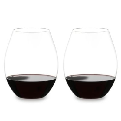 Riedel® Big O Syrah Wine Tumblers (Set of 2)