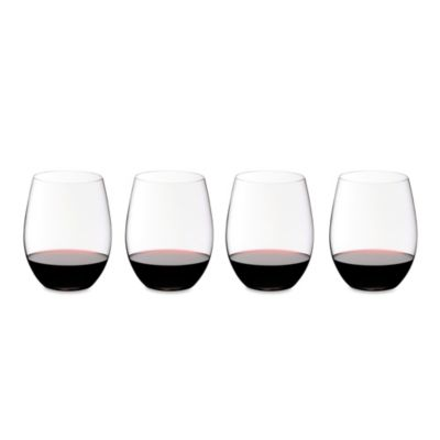 Riedel® O Cabernet/Merlot Wine Tumbler Buy 3 Get 4 Value Set
