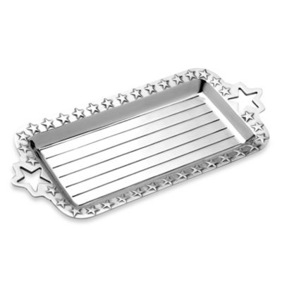 Wilton Armetale® Star Handle Tray