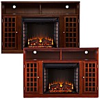 Narita Electric Fireplace Media Console
