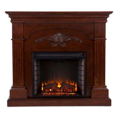 Mahogany Fireplaces