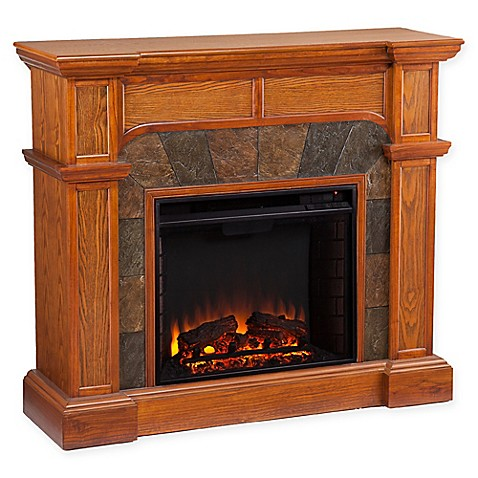 Buy Southern Enterprises Cartwright Electric Fireplace In