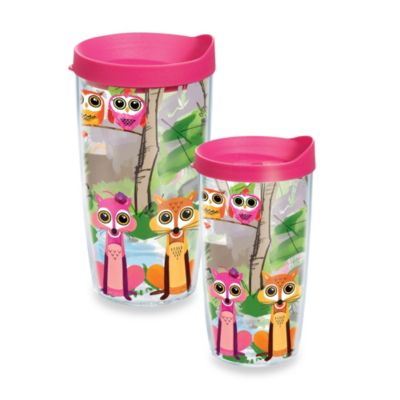 Tervis® Woodland Creature 16-Ounce Wrap Tumbler with Lid