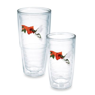 Hummingbird 24-Ounce Tumbler