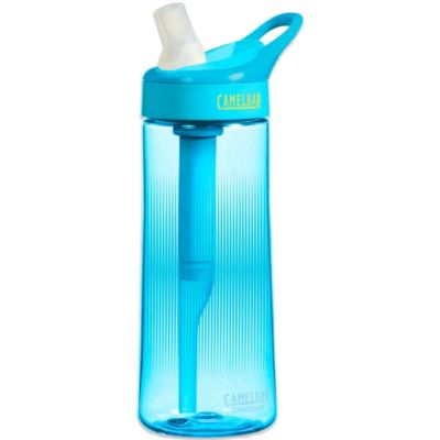 CamelBak® Groove™ Portable Filtration Water Bottle in Cool Blue