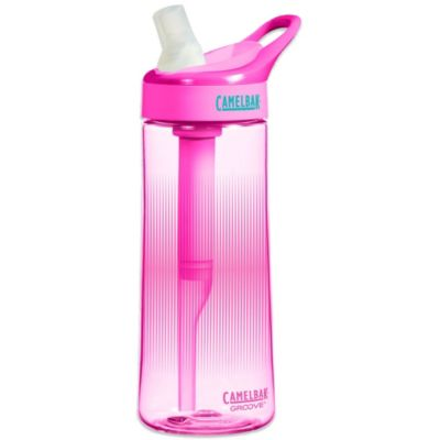CamelBak® Groove™ Portable Filtration Water Bottle in Blush Pink