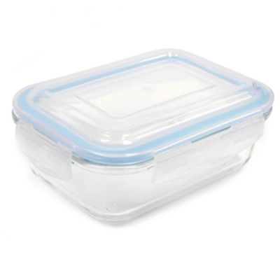ProGlass 23.3-Ounce Rectangle Glass Food Storage