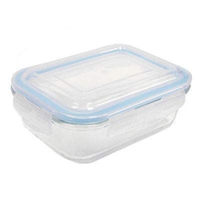 ProGlass 35.5-Ounce Rectangle Glass Food Storage