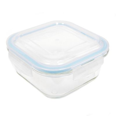 ProGlass 29.1-Ounce Square Glass Food Storage
