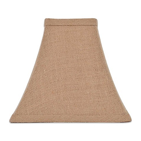 Mix Amp Match Small 9 Inch Burlap Pagoda Softback Lamp Shade