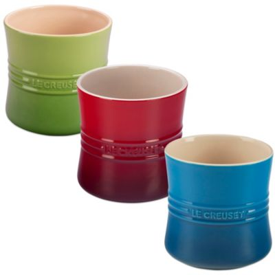 Le Creuset® 2 3/4-Quart Utensil Crock in Palm