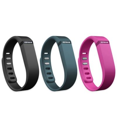 Fitbit™ Flex™ Wireless Activity and Sleep Wristband in Black