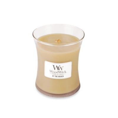 WoodWick® At the Beach 10-Ounce Jar Candle