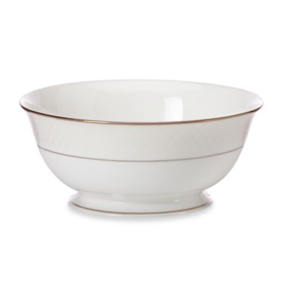 Lenox® Venetian Lace Serving Bowl