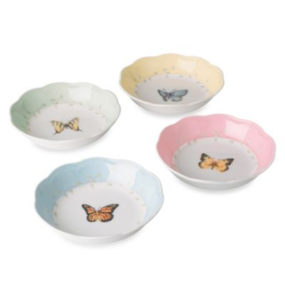 Set of 4 Fruit Bowl