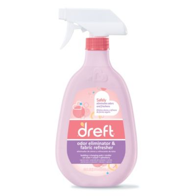 Dreft 22 oz. Fabric Refresher and Odor Eliminator Spray